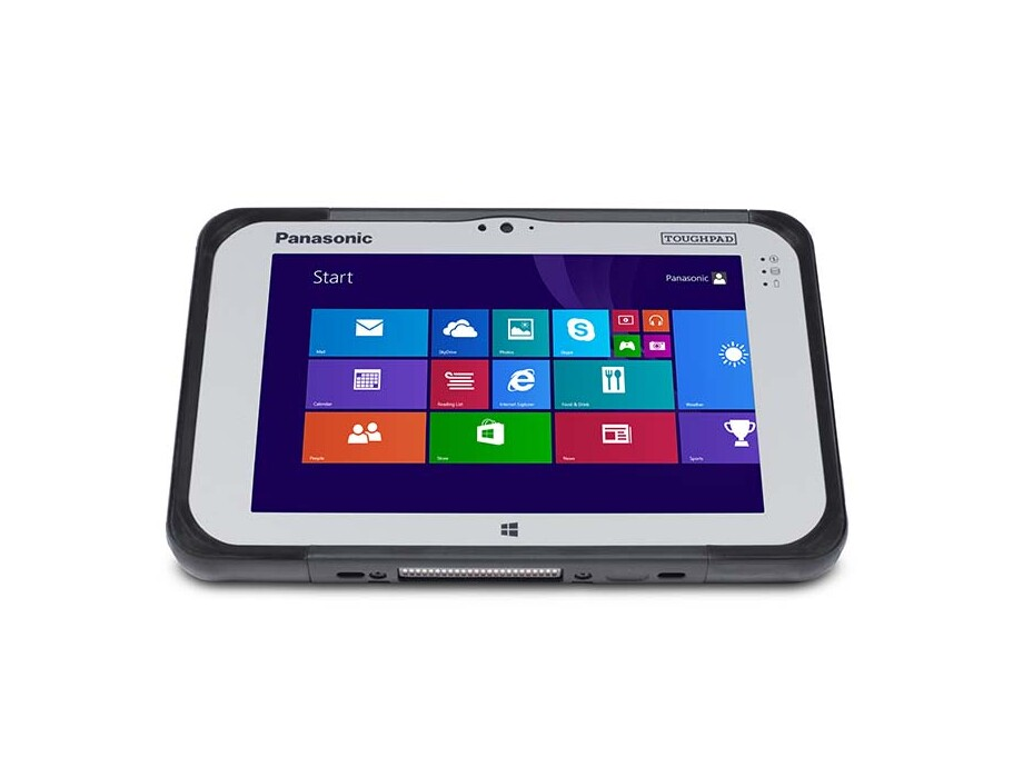 "Panasonic Toughpad FZ-M1 7"" 1280x800 i5-4302Y/4GB/SSD128GB/AC/Win8.1Pro/3YrW 0"