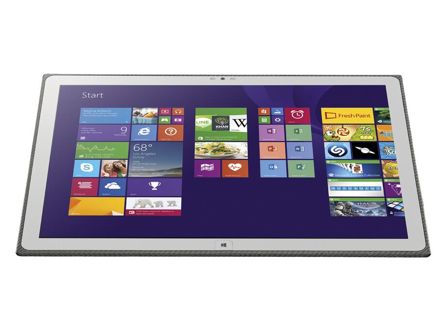 "Panasonic ToughPad UT-MB5 20"" 4K IPS i5-3437U/4GB/SSD128GB/GF745M/TPM/WiFi/BT/Pen/Win8.1Pro/3YrW 0"