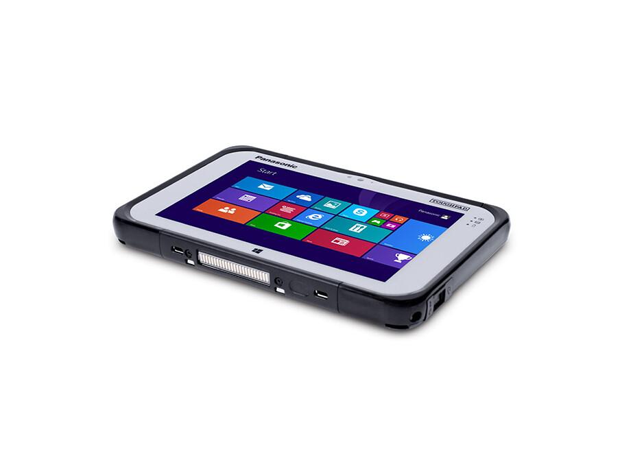 "Panasonic Toughpad FZ-M1 7"" 1280x800 i5-4302Y/4GB/SSD128GB/AC/Win8.1Pro/3YrW 2"