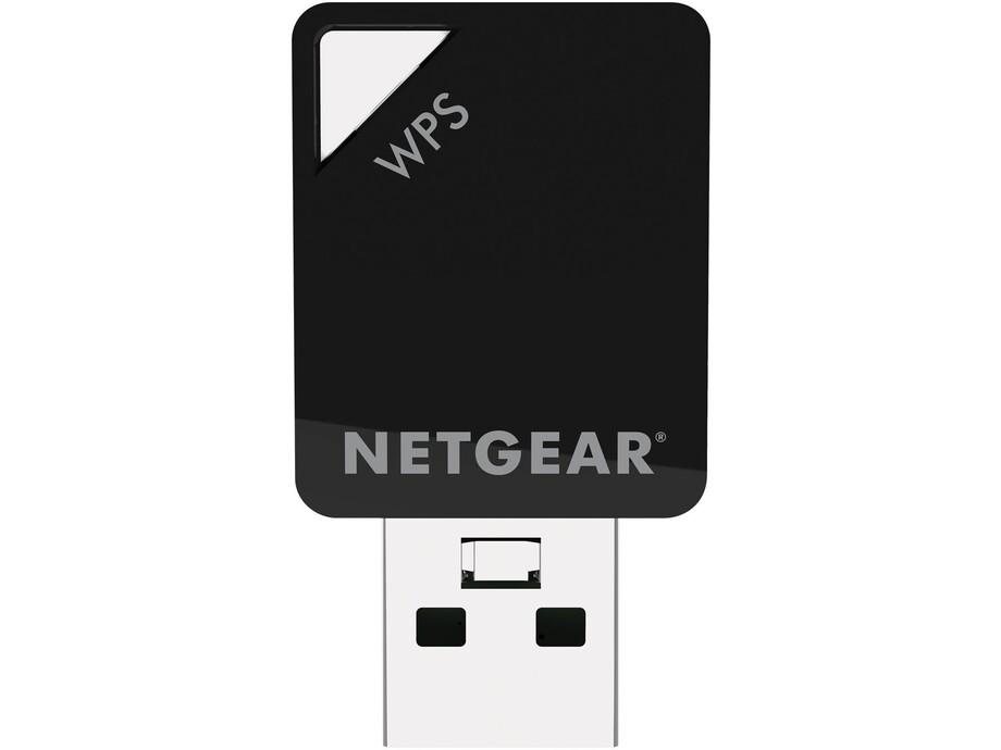 Bezvadu USB adapteris Netgear A6100 Wi-Fi AC 2