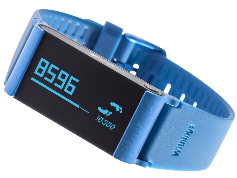 Fitnesa aproce Withings Pulse O2 - Blue 0