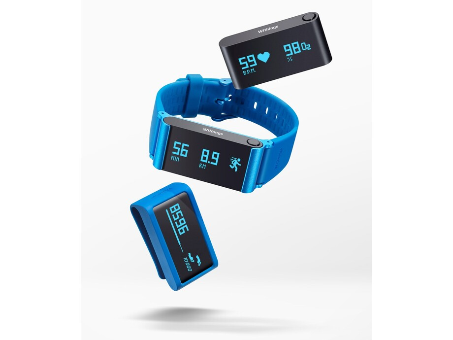 Fitnesa aproce Withings Pulse O2 - Blue 1
