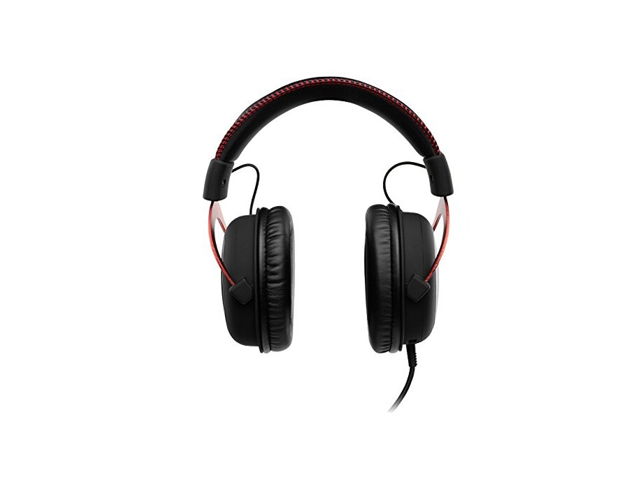 Austiņas Kingston HEADSET HYPERX CLOUD II PRO/RED 3