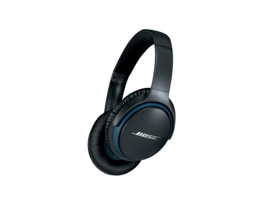 Bose SoundLink Around-ear Bluetooth II austiņas, Melnas 0