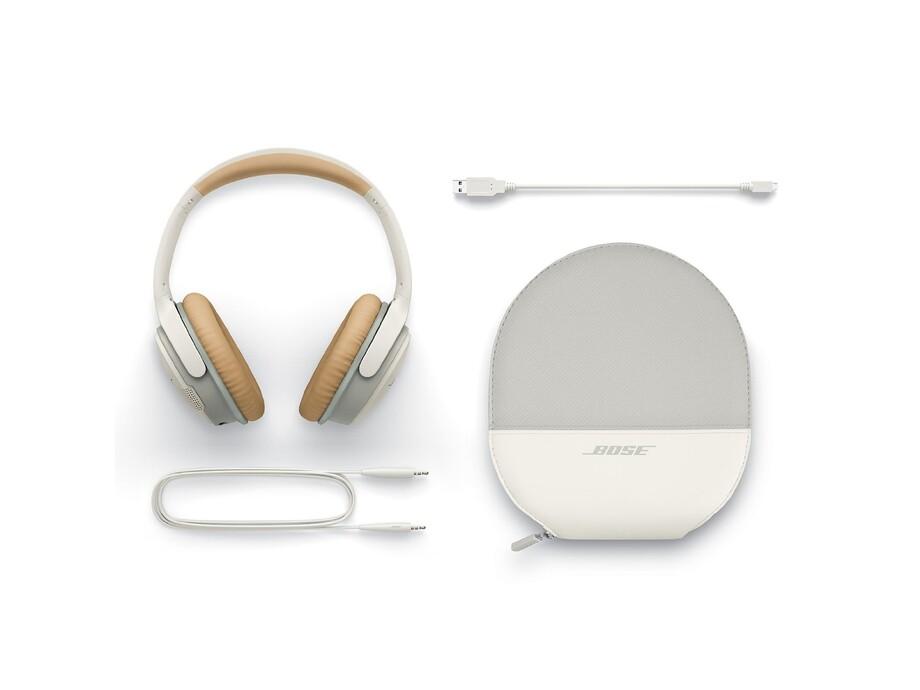Bose SoundLink Around-ear Bluetooth II austiņas, Baltas 3
