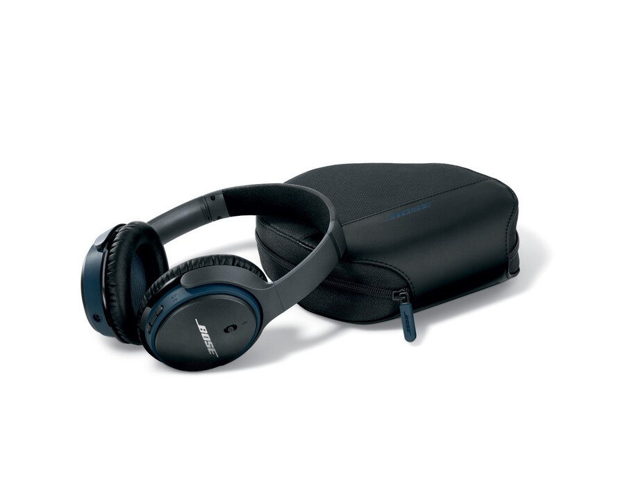 Bose SoundLink Around-ear Bluetooth II austiņas, Melnas 2