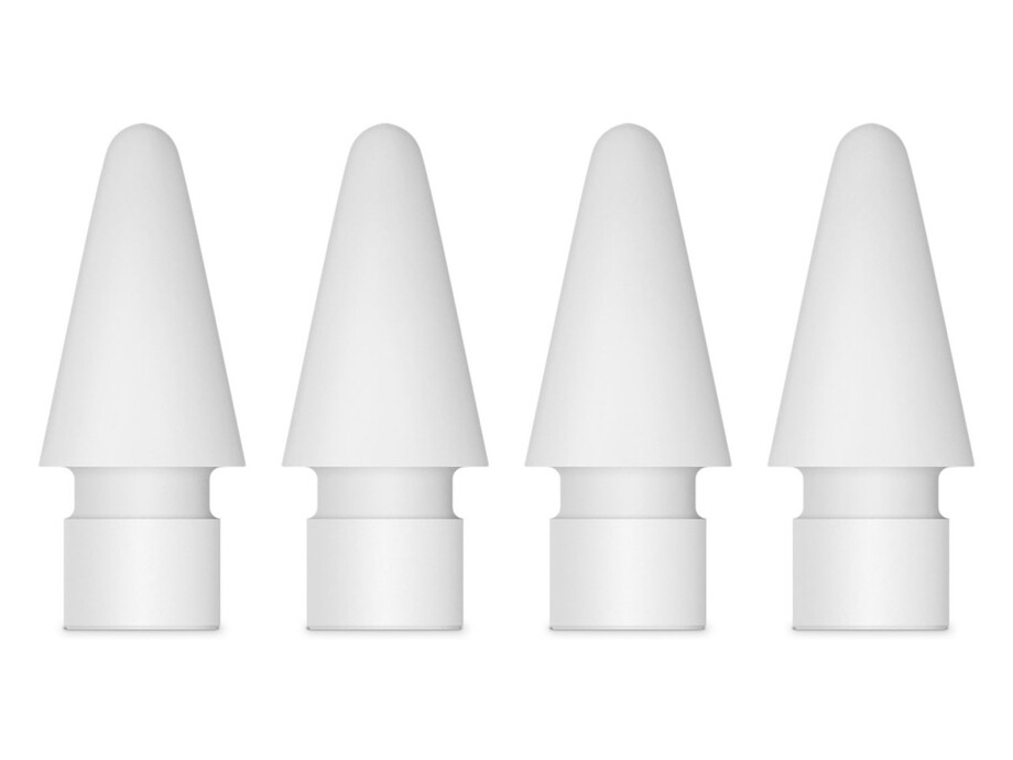 MLUN2  Apple  Pencil Tips - 4 pack 0