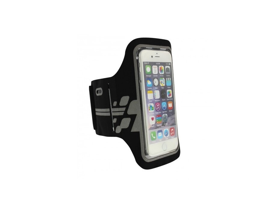 Wantalis Athlete - Lycra Armband iPhone 6S/Galaxy, Black 1