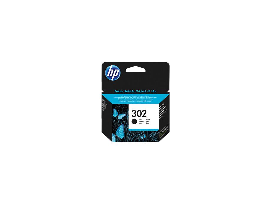 Tintes kasete HP 302 - Black | 190pgs 0