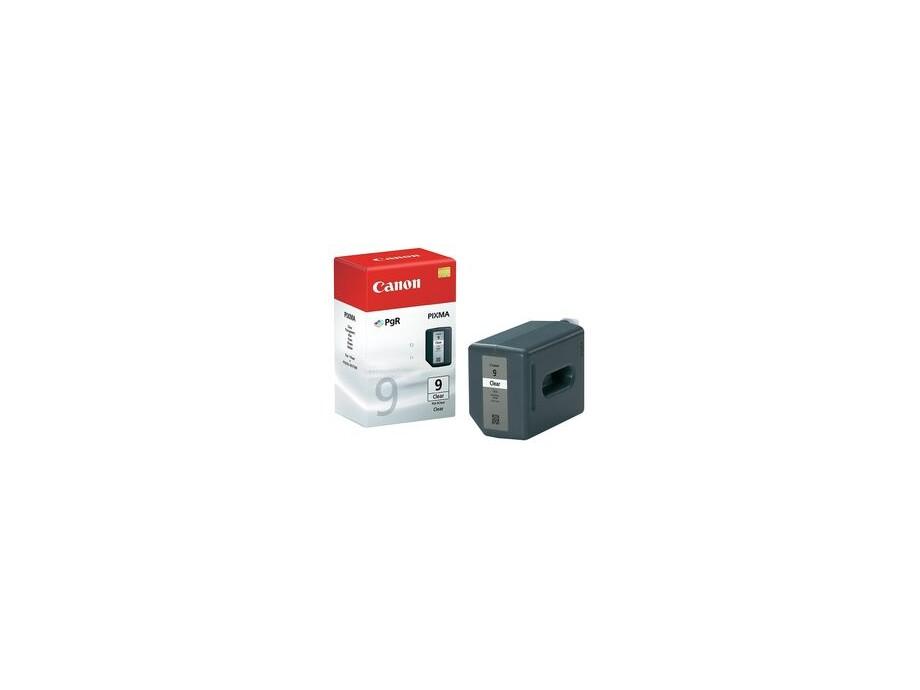 PGI-9 Clear Canon clear tintes kasete 0
