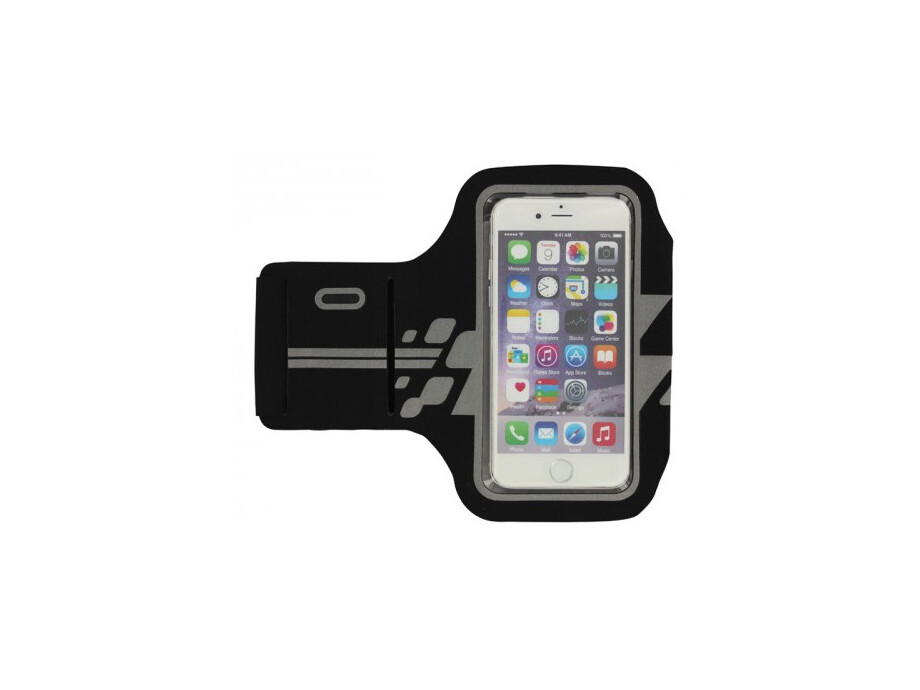 Wantalis Athlete - Lycra Armband iPhone 6S/Galaxy, Black 0