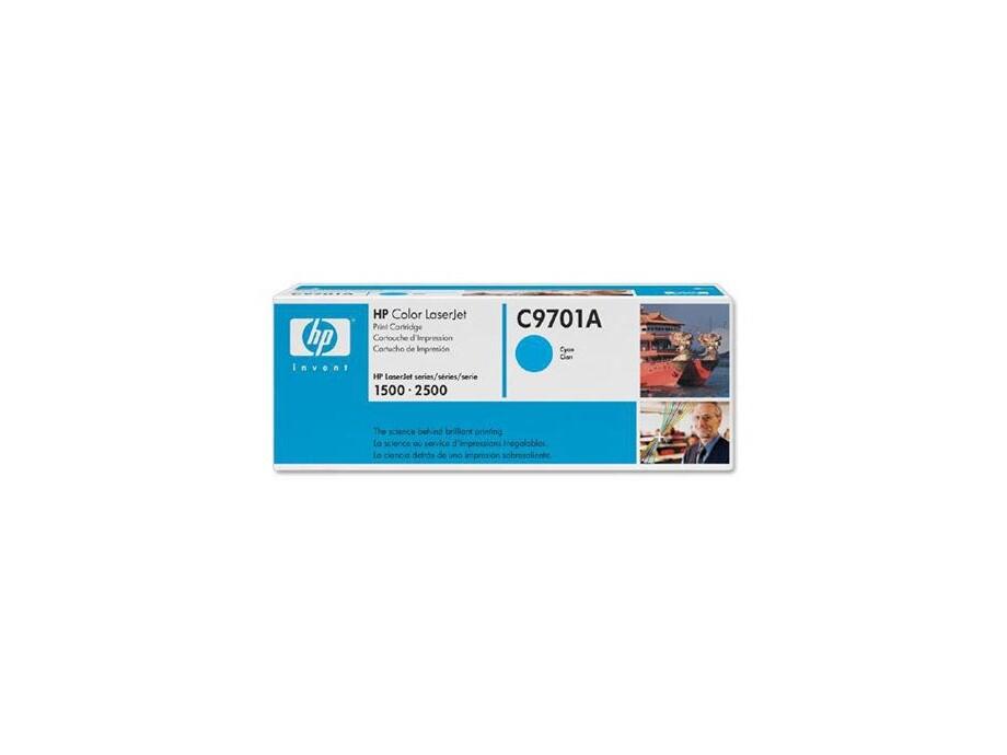 C9701A HP toneris (cyan) LJ2500 color 4000 kopijām 0