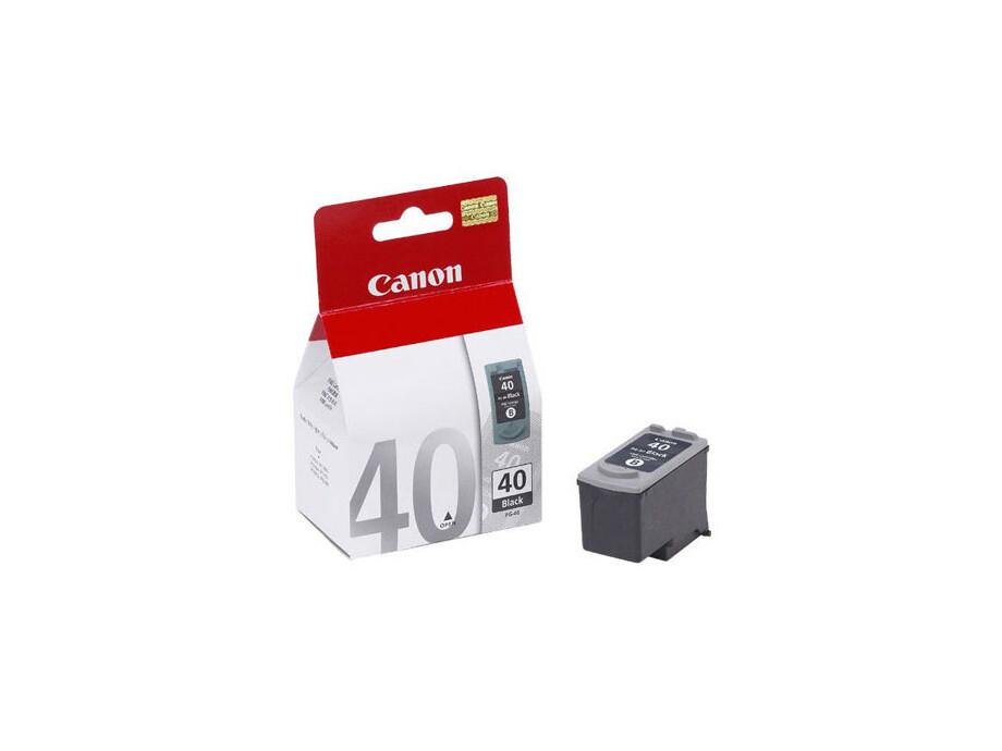 Tintes kasete Canon PG-40 - black 0