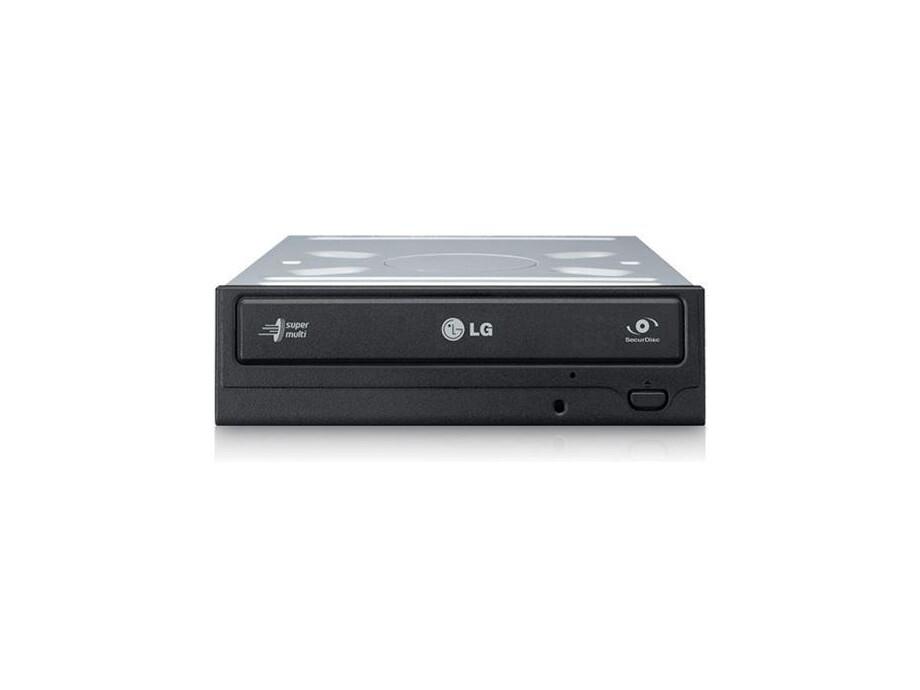 Optiskais diskdzinis LG DVDRW 24X BLACK SATA Int 0