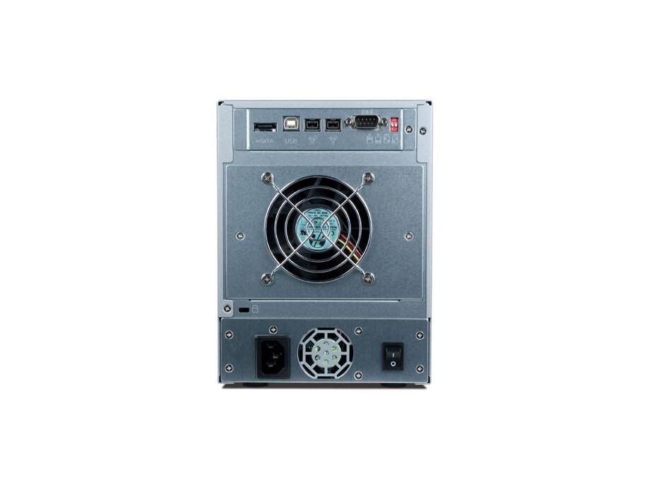 LACIE BIGGEST QUADRA 4TB ESATA/FW800/USB 1