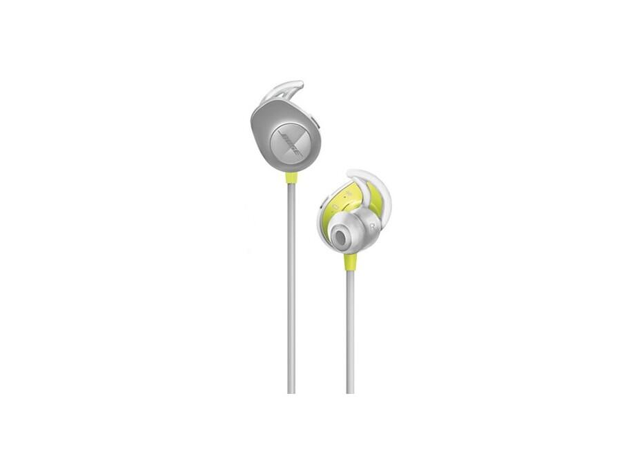 Bose SoundSport Wireless austiņas, Dzeltenas 3