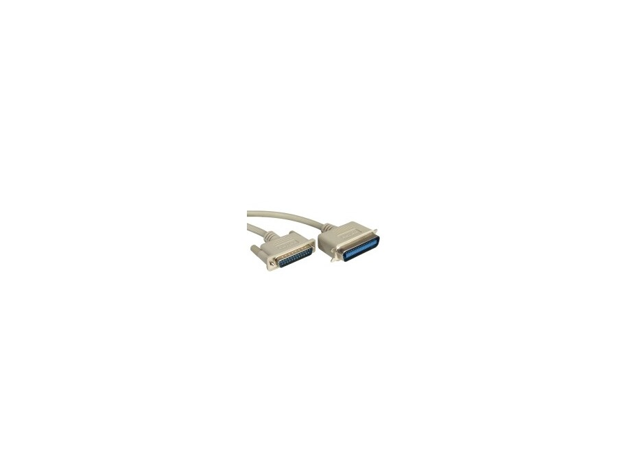 Kabelis Serial Link 25F-25F 1.8m 1