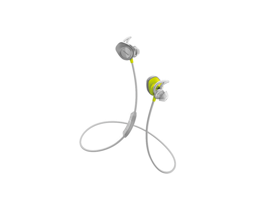 Bose SoundSport Wireless austiņas, Dzeltenas 0