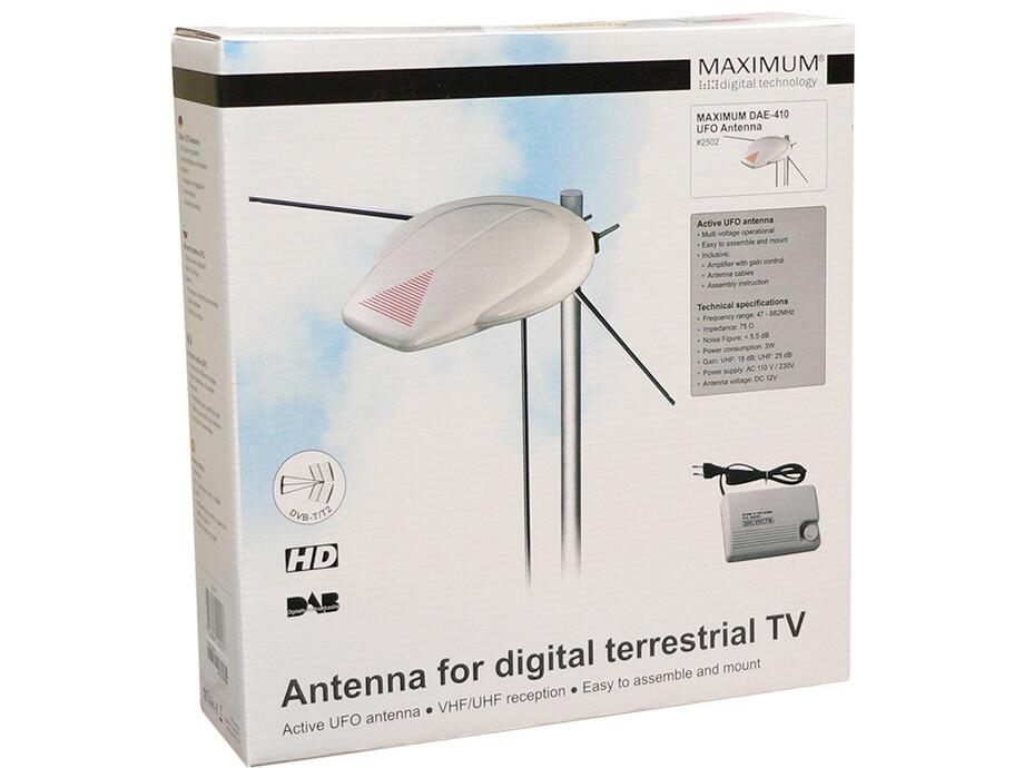 Maximum DAE-410 UFO Antenna 1