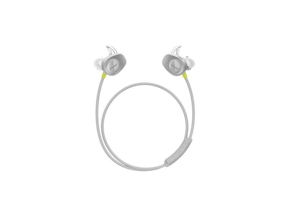 Bose SoundSport Wireless austiņas, Dzeltenas 1