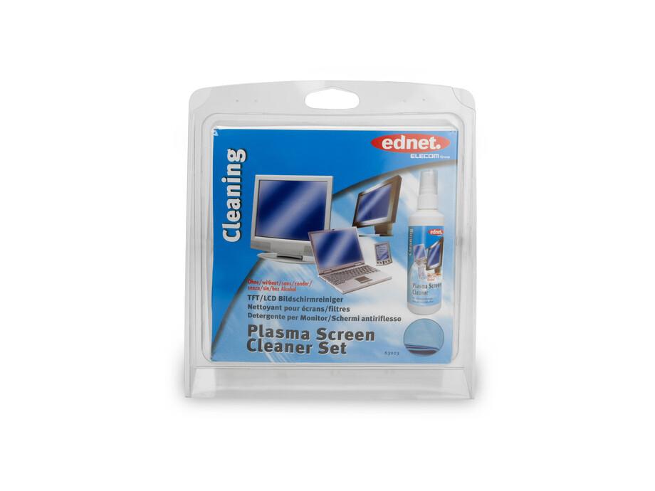 Tīrāmo līdzeklu kompl Universālais for TFT, LCD and PDA Ednet 0
