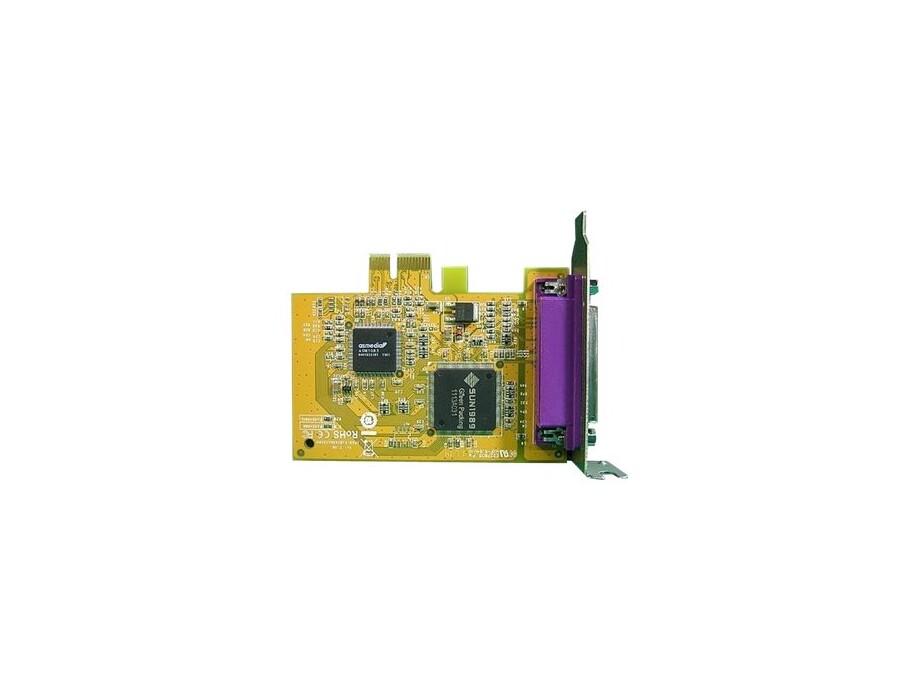 Paplašinājuma karte Dual Parallel Port Adapter (Low Profile)  DT/SFF 0