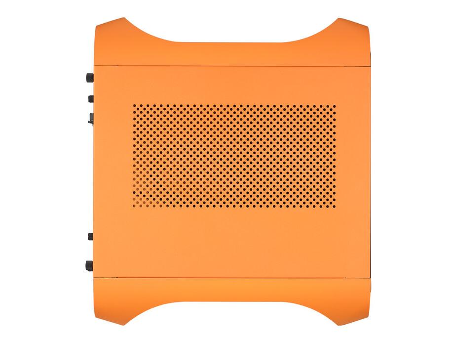 Korpuss BitFenix Prodigy Mini-ITX oranžs 3