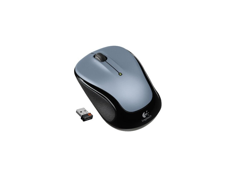 Pele Logitech Wireless M325, Dark Silver 0