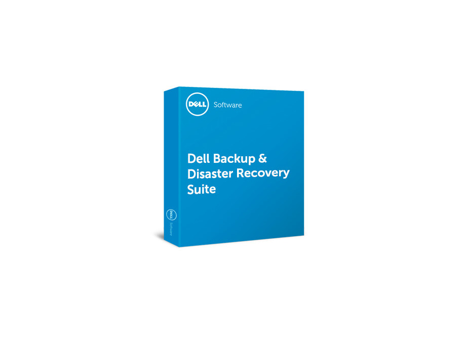 DELL BACKUP AND DISASTER RECOVERY SUITE (6-10TB) PER FRONT END TERABYTE LICENSE/24X7 MAINT PACK 0