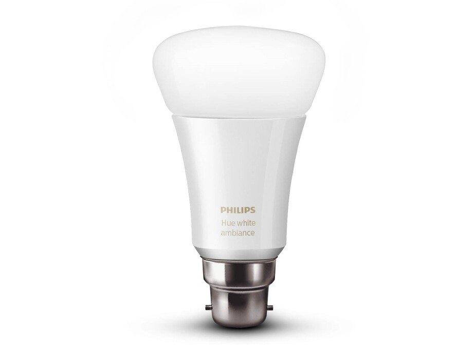 Philips Hue White Ambiance Single B22 0