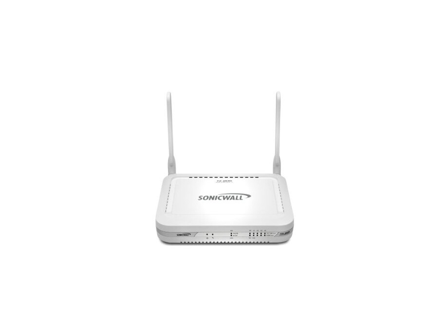 Dell SonicWALL TZ 205 Wireless-N TotalSecure 1 Yr International 0
