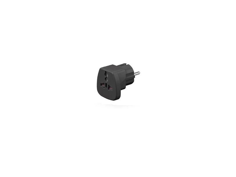Universālā barošanas pāreja 220V UK US DK IT CH Universal adapter 1