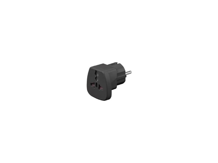 Universālā barošanas pāreja 220V UK US DK IT CH Universal adapter 0
