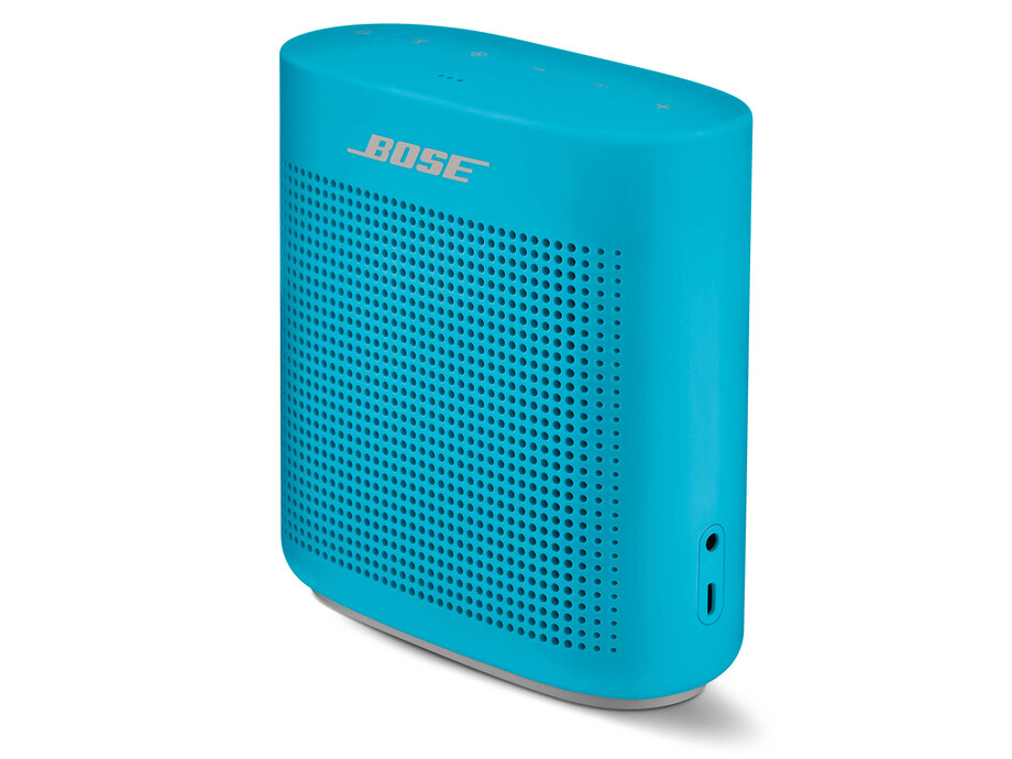Bose SoundLink Colour Bluetooth II skaļrunis, Zils 0