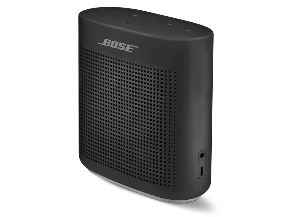 Bose SoundLink Colour Bluetooth II skaļrunis, Melns 0