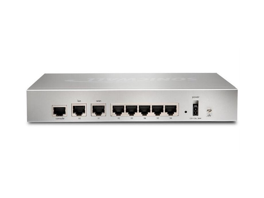 Dell SonicWALL NSA 220 TotalSecure 1 Yr 1