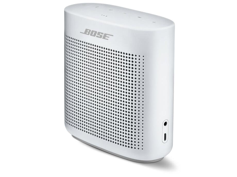 Bose SoundLink Colour Bluetooth II skaļrunis, Balts 0