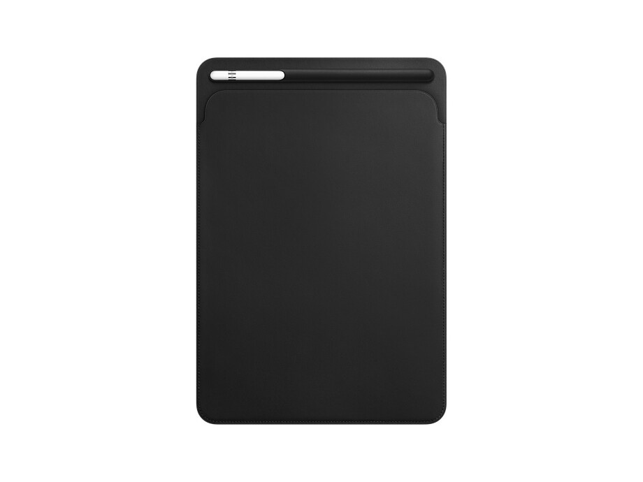MPU62 Leather Sleeve for 10.5-inch iPad Pro - Black 1