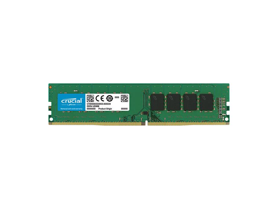 Atmiņa Crucial 4GB DDR4 2400MHz DIMM 0