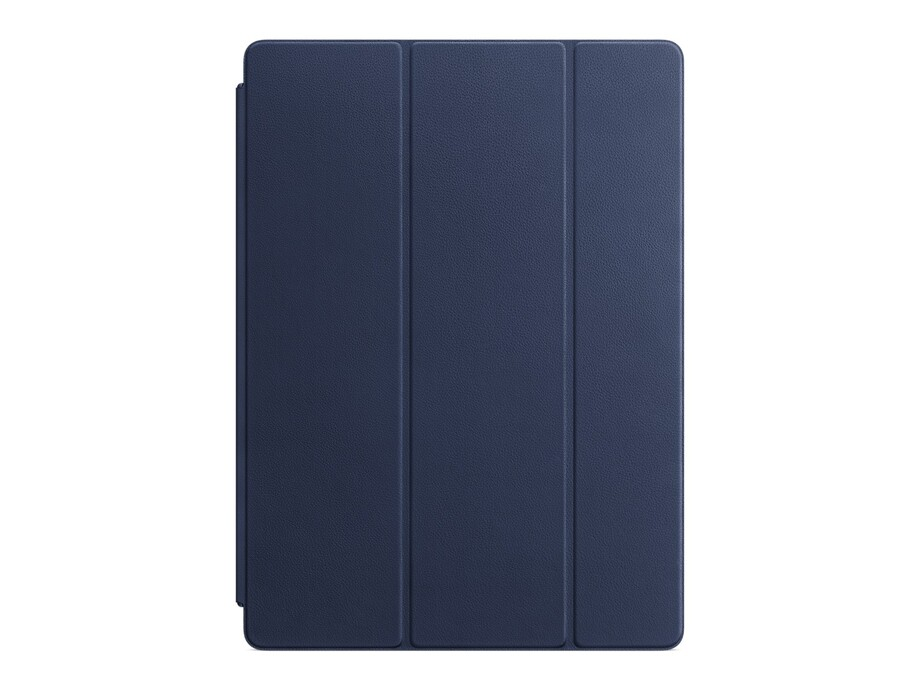 MPV22 Leather Smart Cover for 12.9-inch iPad Pro - Midnight Blue 1