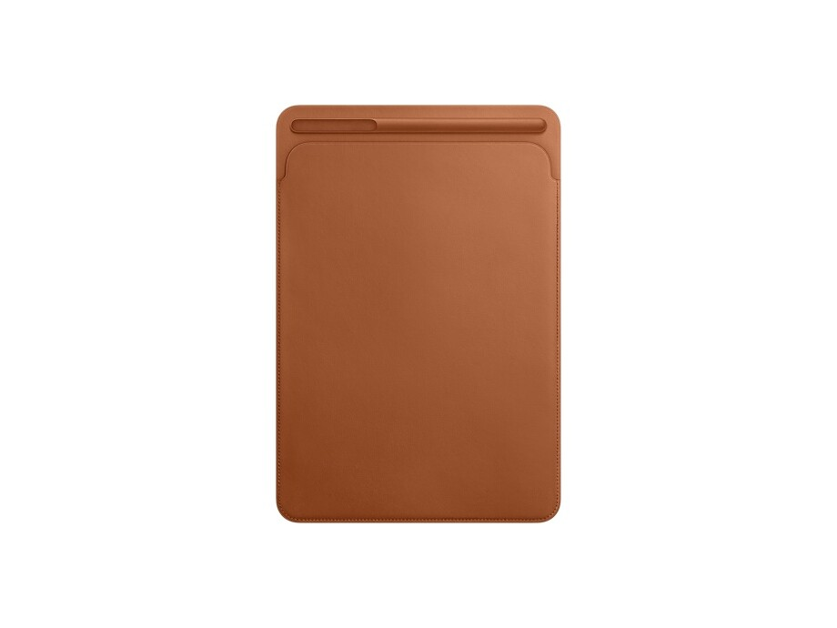 MPU12 Leather Sleeve for 10.5-inch iPad Pro - Saddle Brown 0