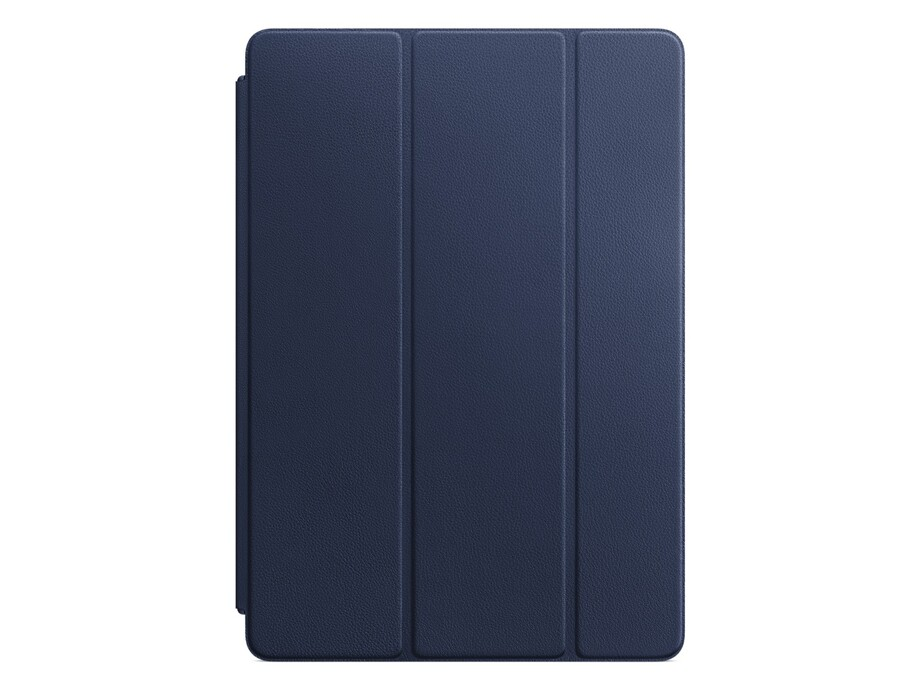 MPUA2 Leather Smart Cover for 10.5-inch iPad Pro - Midnight Blue 1