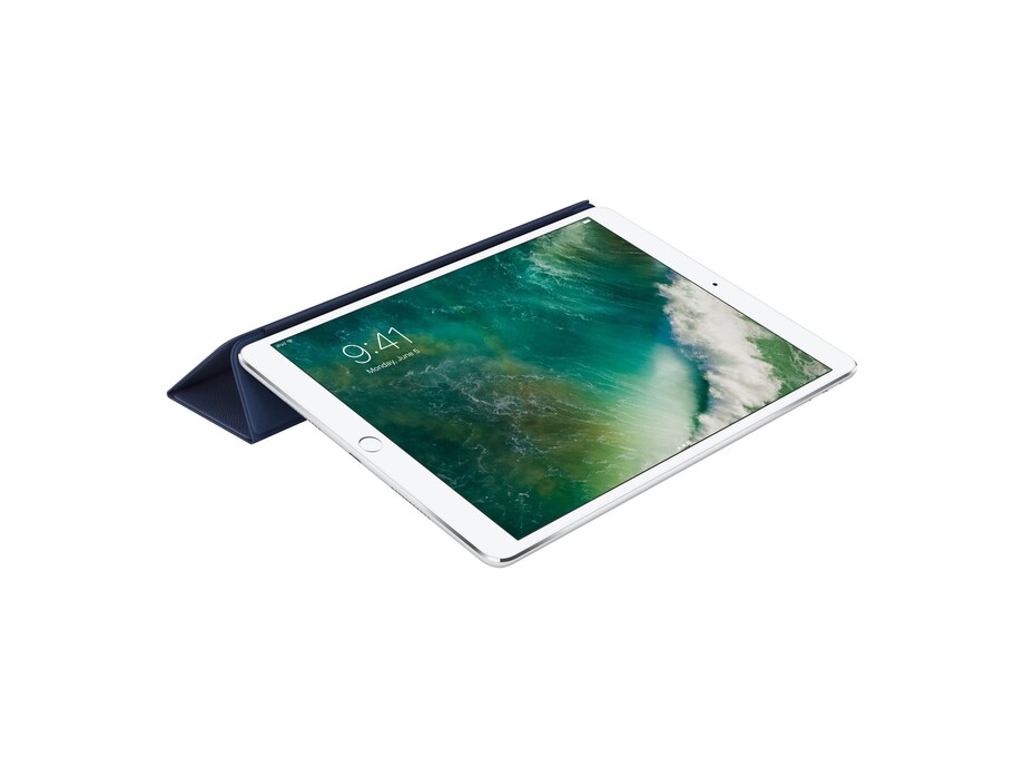 MPUA2 Leather Smart Cover for 10.5-inch iPad Pro - Midnight Blue 3