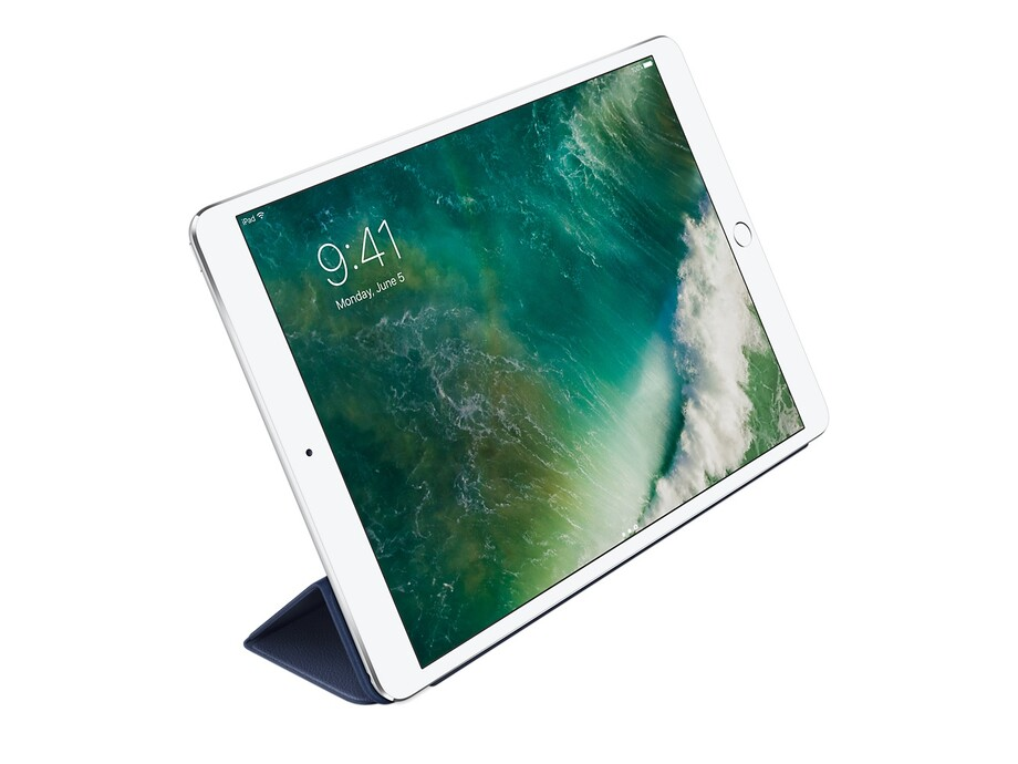 MPUA2 Leather Smart Cover for 10.5-inch iPad Pro - Midnight Blue 2