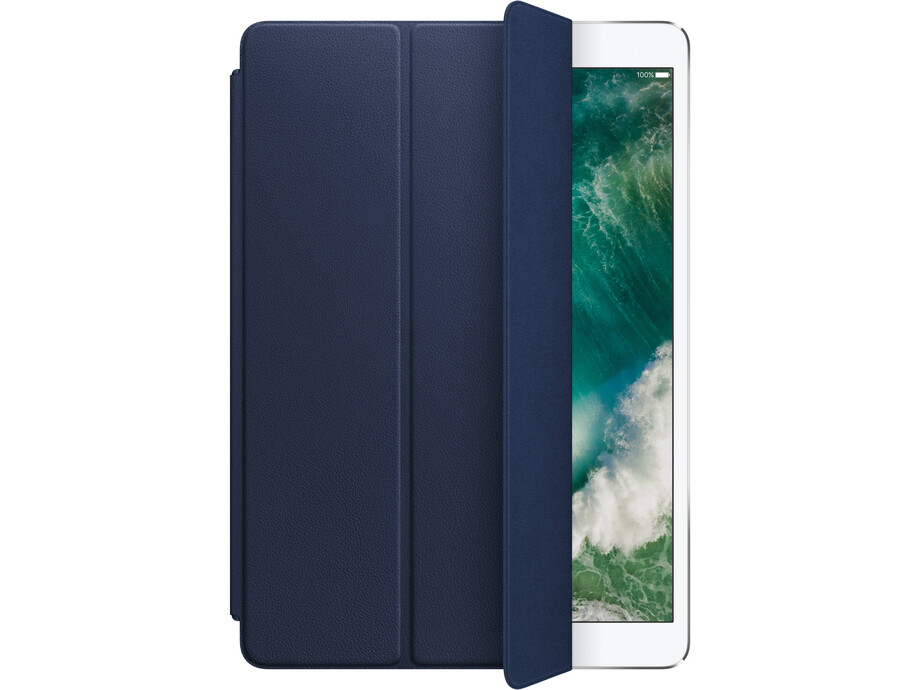 MPUA2 Leather Smart Cover for 10.5-inch iPad Pro - Midnight Blue 0