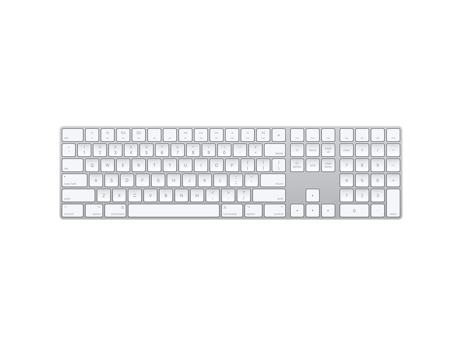MQ052 Magic Extended Keyboard Rus 0
