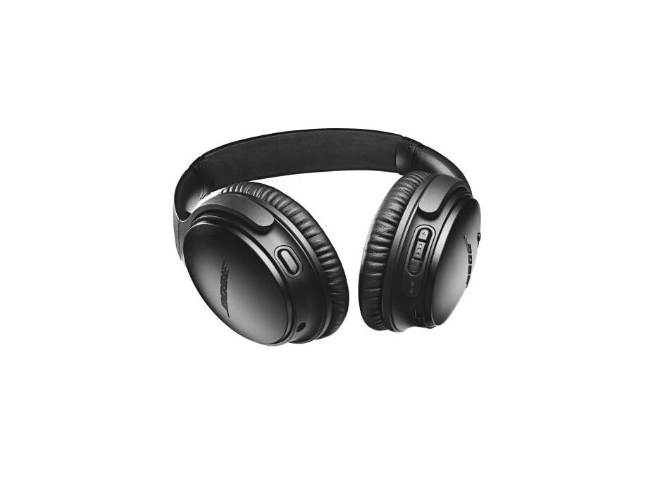 Bose QuietComfort 35 II Wireless Acoustic Noise-cancelling austiņas, Melnas 1