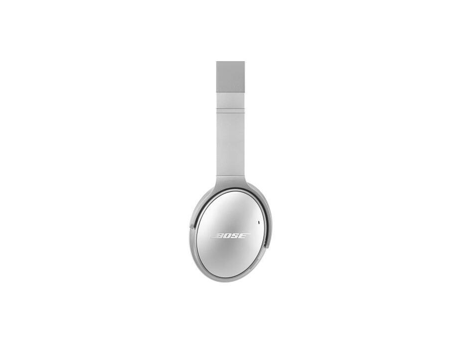 Bose QuietComfort 35 II Wireless Acoustic Noise-cancelling austiņas, Sudraba 0