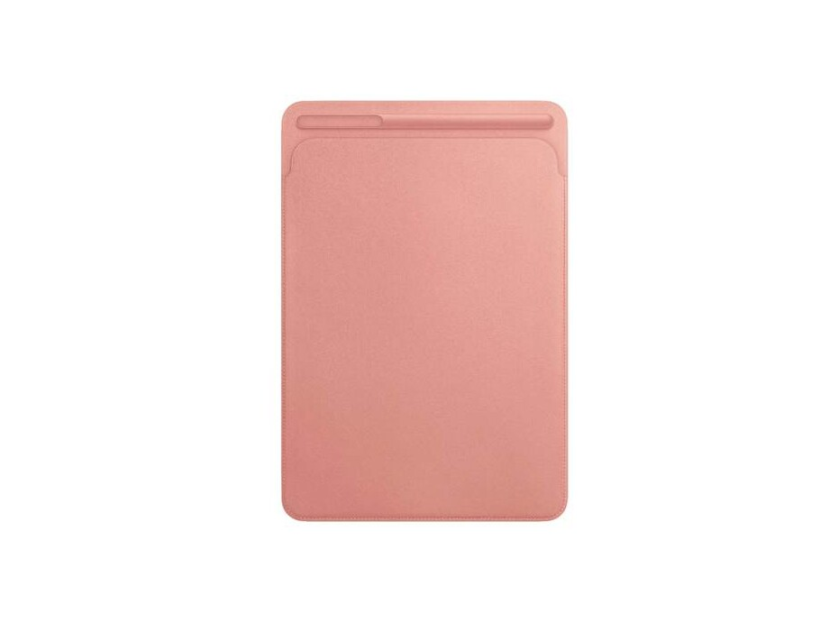 MRFM2 Leather Sleeve for 10.5‑inch iPadPro - Soft Pink 0