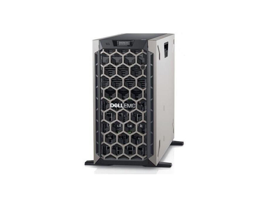 Serveris DELL PowerEdge T440/8 x 3.5 HotPlug/Xeon Silver 4110/16GB/120GB SSD/Casters/Bezel/On-Board LOM DP/PERC H730P+/iDRAC9 Ent/Redundant 750w/3Yr 0
